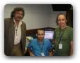 Nascimento, Gilberto e Claudino