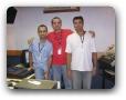 Gilberto, Reginaldo e José Augusto