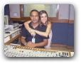 Marquinhos e Renata Victor