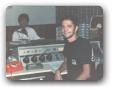 Estudio da Mundial com Alberto Brizola 04/1986