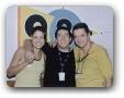 Estudio da 98FM com Fabiano 06/2005