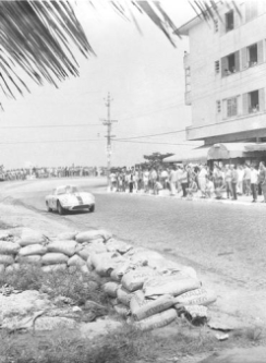 Automobilismo. O Grande Prêmio IV Centenário, no Circuito da Barra da Tijuca