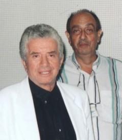 Haroldo de Andrade e Edmo Zarife