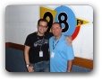 Fernando Borges e Paulo Aguiar