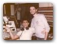 Robson Castro e José Carlos