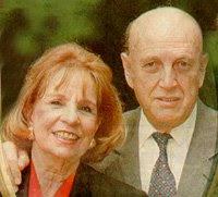 Dayse Lúcide e Luiz Mendes