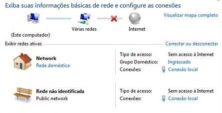 Win 7 - Rede